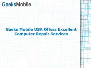 Geeks Mobile USA