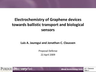 Electrochemistry of Graphene devices towards ballistic transport and biological sensors