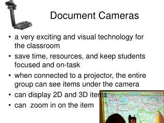Document Cameras