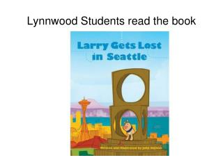 Lynnwood Students read the book