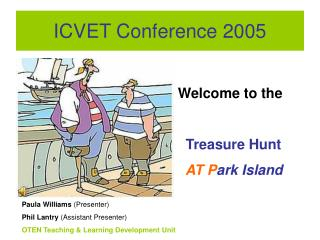 ICVET Conference 2005