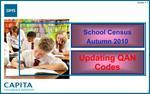 School Census Autumn 2010