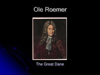 Ole Roemer
