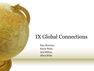IX Global Connections