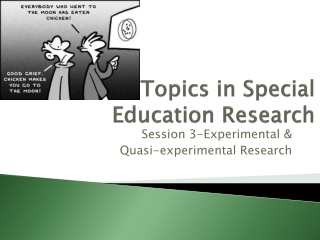 RESEARCH DESIGNS AND READING RESEARCH ARTICLES