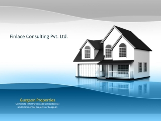 Gurgaon Residential/Commercial Projects with Finlace