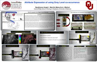Attribute Expression of using Gray Level co-occurrence
