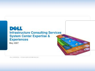 Infrastructure Consulting Services System Center Expertise  Experiences