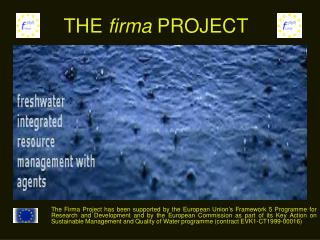 THE firma PROJECT