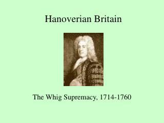 Hanoverian Britain