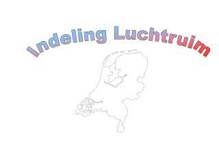 Indeling Luchtruim