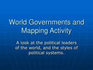 Canada: Political map