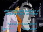 Valori e senso della giustizia in un manga esemplare: City Hunter
