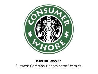 Kieron Dwyer  Lowest Common Denominator  comics