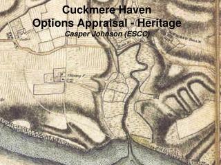 Cuckmere Haven Options Appraisal - Heritage Casper Johnson ESCC