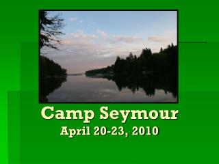 Camp Seymour