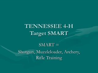 TENNESSEE 4-H