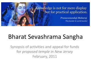 Bharat Sevashrama Sangha