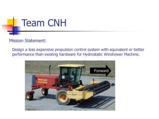Team CNH