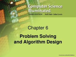 Problem Solving  and Algorithm Design