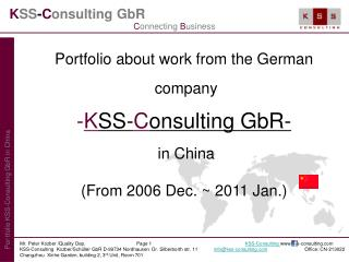 KSS-Consulting GbR
