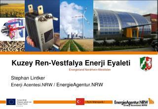 Energieland Nordrhein-Westfalen