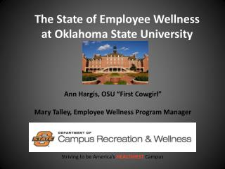 The State of Employee Wellness at Oklahoma State University