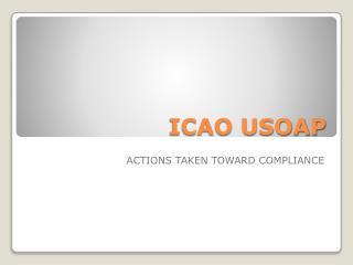 ICAO USOAP