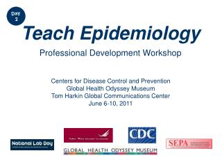 Centers for Disease Control and Prevention Global Health Odyssey Museum Tom Harkin Global Communications Center