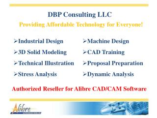 DBP Consulting LLC