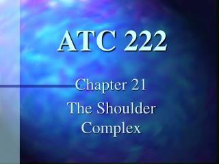 ATC 222