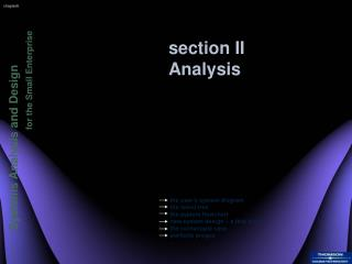 The user s system diagram the menu tree the system flowchart new system design   a first look the cornucopia case portfo
