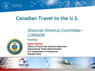 Canadian Travel to the U.S.