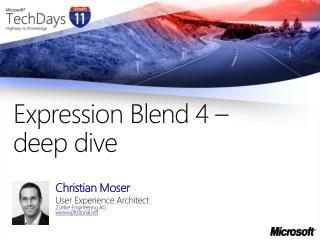 Expression Blend 4    deep dive