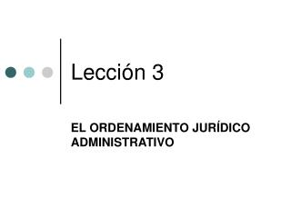 Lecci n 3