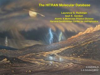 The HITRAN Molecular Database