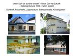 Unser Dorf soll sch ner werden   Unser Dorf hat Zukunft  - Gebietsentscheid 2009 - Kalt im Maifeld