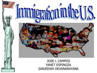 Immigration in the U.S.