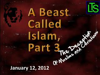 January 12, 2012