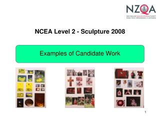 NCEA Level 2 - Sculpture 2008