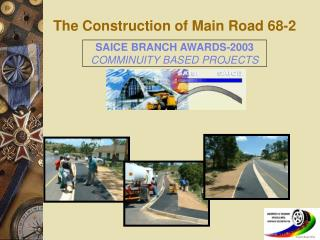 The Construction of Main Road 68-2