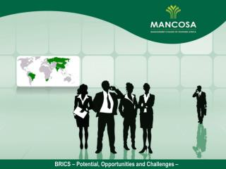 BRICS   Potential, Opportunities and Challenges