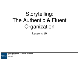 Content  People do not buy products They buy brands   Brand building Brand values Brand positioning what is this and why