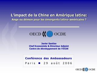 L impact de la Chine en Am rique latine: Ange ou d mon pour les  mergents latino-am ricains