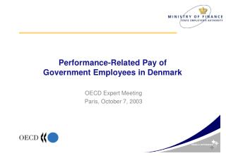 Performance-Related Pay of  Government Employees in Denmark