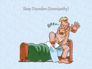Sleep Disorders Somnipathy