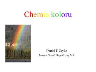 Chemia koloru
