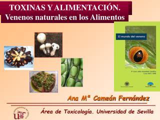 rea de Toxicolog a. Universidad de Sevilla