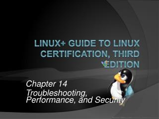 Linux Guide to Linux Certification, Third Edition