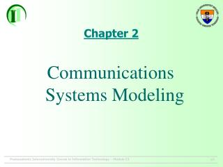 Communications Systems Modeling